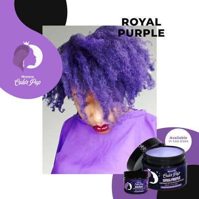 Royal Purple - Mysteek Color Pop