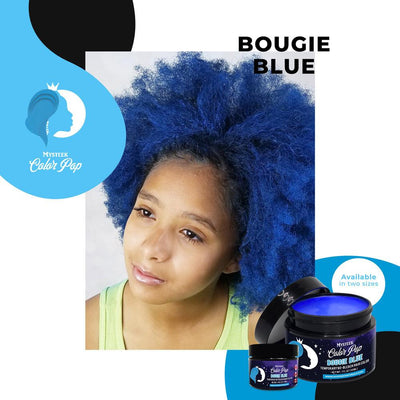 Bougie Blue - Mysteek Color Pop