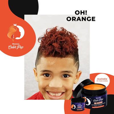 Oh Orange - Mysteek Color Pop