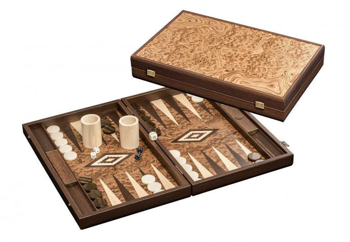 Backgammon Dokos
