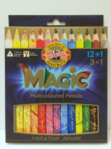 Magic Buntstifte