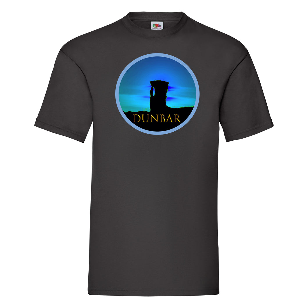 Magical Dunbar Castle T-Shirt Adult or Kids