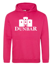 Load image into Gallery viewer, Dunbar Castle Hoodie adults or kids
