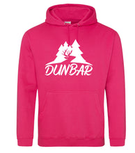 Load image into Gallery viewer, Dunbar Deer Hoodie adults or kids