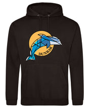 Load image into Gallery viewer, Dunbar Dolphin Hoodie adults or kids