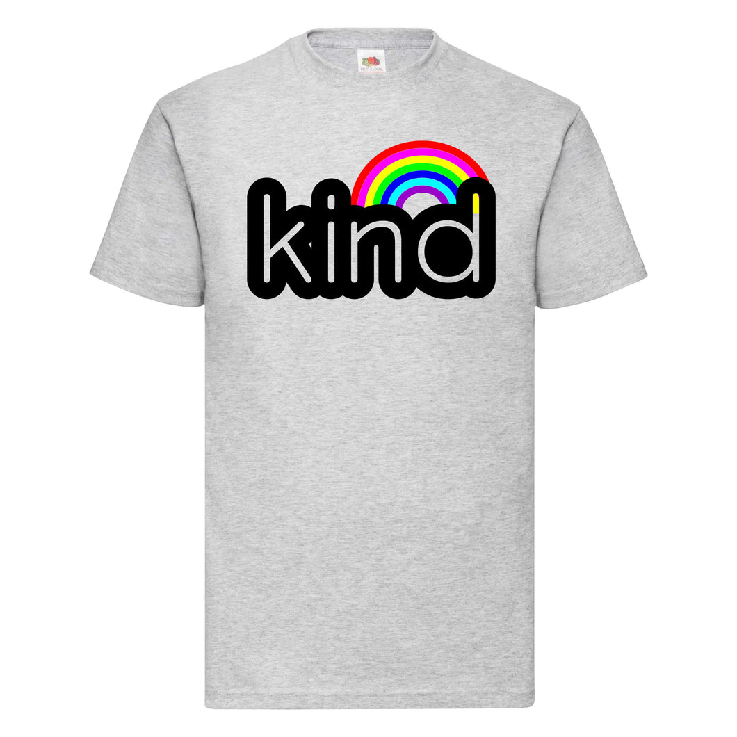 Be Kind rainbow T-Shirt