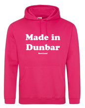 Load image into Gallery viewer, Made in Dunbar Hoodie adults or kids