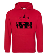 Load image into Gallery viewer, Unicorn Trainer Hoodie adult or kids