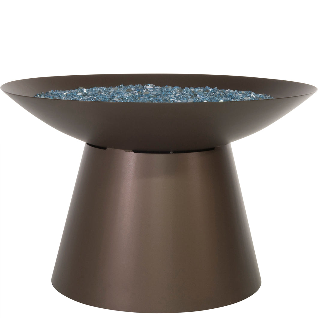 Basso Fire Pit - Chat and Occasional Height