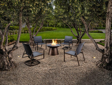 Load image into Gallery viewer, Basso Fire Pit - Chat and Occasional Height