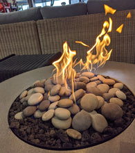 Load image into Gallery viewer, Concrete Lifestyles Rustic Fire Table