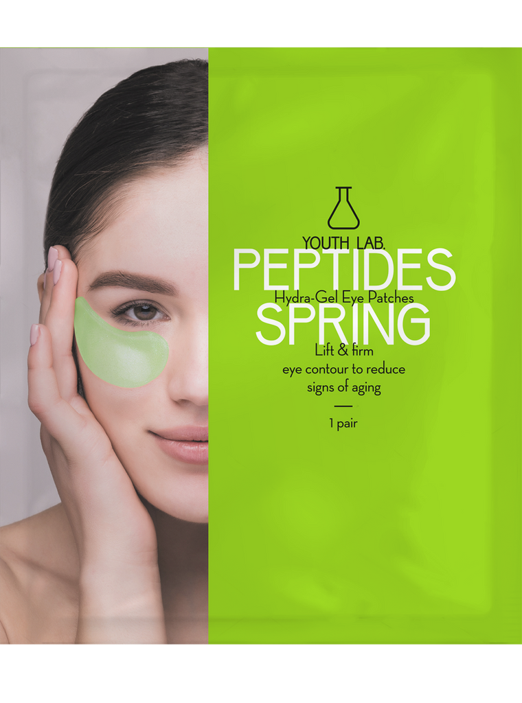 Youthlab Peptides Spring Hydragel Eye Patches