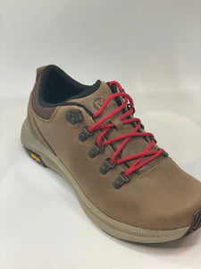 NEW MERRELL MENS FORESTBOUND WATERPROOF COMFORTABLE HIKING SHOES