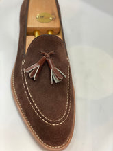 Load image into Gallery viewer, Hand made suede loafers NVass size 42
