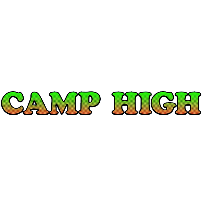 ALM x CAMP HIGH