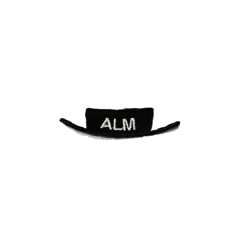 ALM Hat Patch - A LOVE MOVEMENT