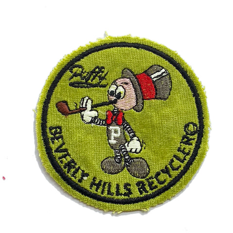 Beverly Hills Recycler Patch 3 - A LOVE MOVEMENT