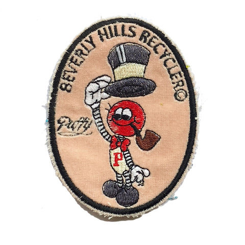 Beverly Hills Recycler Patch 4 - A LOVE MOVEMENT
