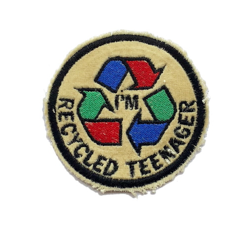 Beverly Hills Recycler Patch 7 - A LOVE MOVEMENT
