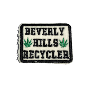 BEVERLY HILLS RECYCLER Patch - A LOVE MOVEMENT