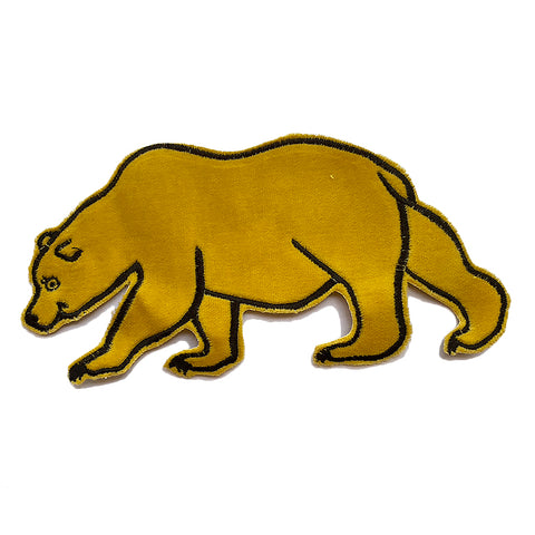 California Bear Patch 3 - A LOVE MOVEMENT