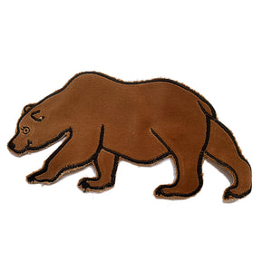 California Bear Patch 1 - A LOVE MOVEMENT