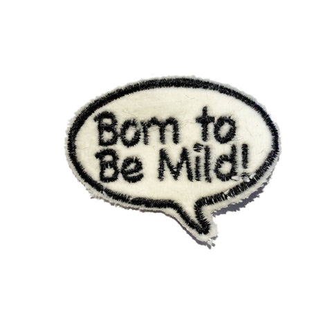A Love Movement | Born to Be Mild! Bubble Patch