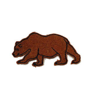Cashmere California Bear Patch 4 - A LOVE MOVEMENT