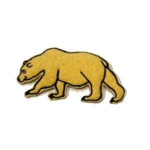 Cashmere California Bear Patch 5 - A LOVE MOVEMENT