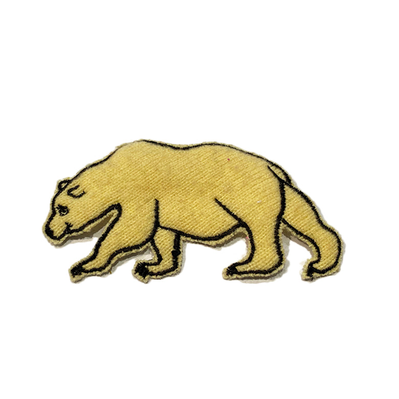 Cashmere California Bear Patch 2 - A LOVE MOVEMENT