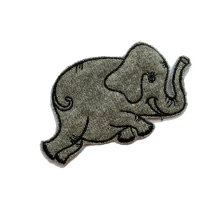 Cashmere Elephant Patch 4 - A LOVE MOVEMENT