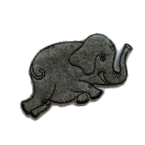Cashmere Elephant Patch 5 - A LOVE MOVEMENT