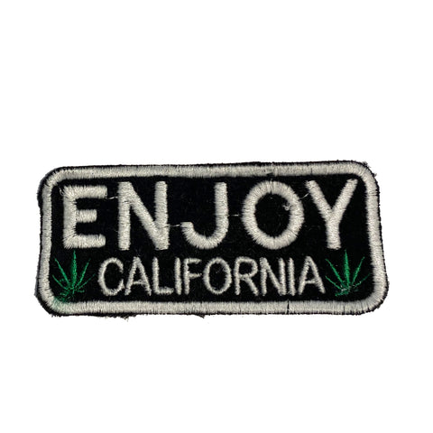 ENJOY California Patch - A LOVE MOVEMENT