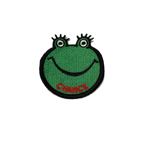 Frog CHANCE Patch - A LOVE MOVEMENT