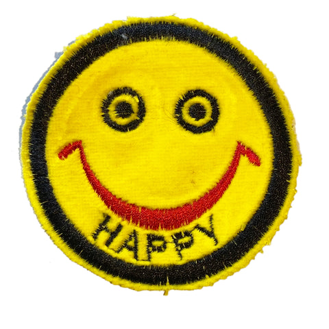 Happy Smiley Patch #2