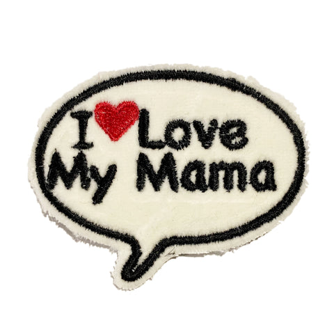 A Love Movement | I Love My Mama Bubble Patch
