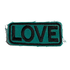 Box LOVE Patch - A LOVE MOVEMENT