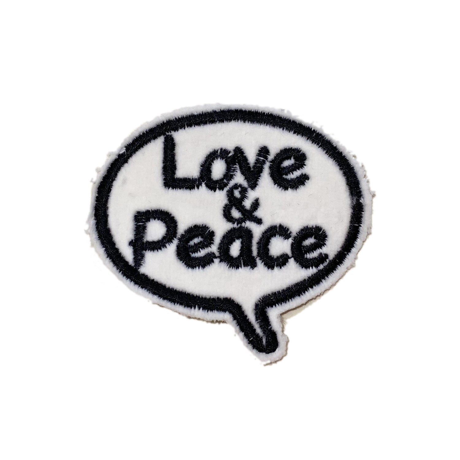 A Love Movement | Love & Peace Bubble Patch