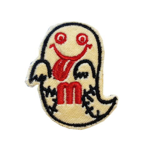 A Love Movement | Mottainai Ghost Embroidered Patch Mini