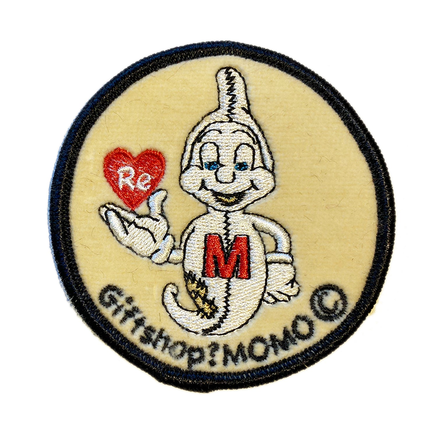 A Love Movement | Mottainai Ghost Re-Love Patch
