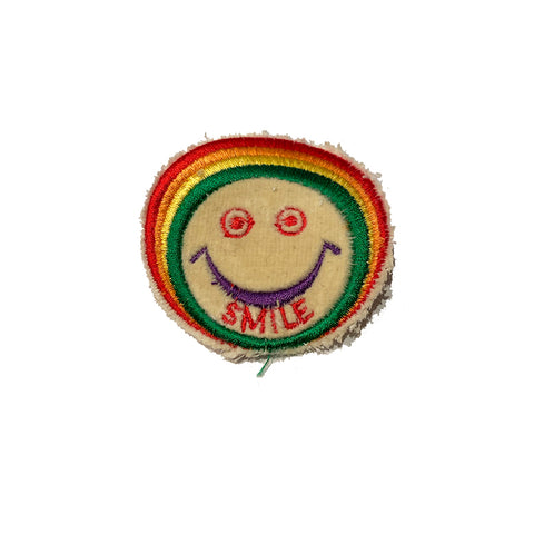 Rainbow Smile Patch - A LOVE MOVEMENT