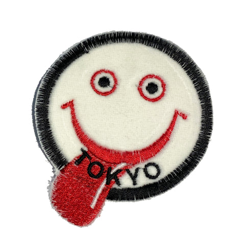 TOKYO/JAPAN Smiley Patch - A LOVE MOVEMENT