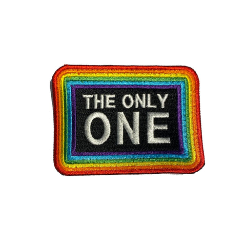 THE ONLY ONE Patch - A LOVE MOVEMENT