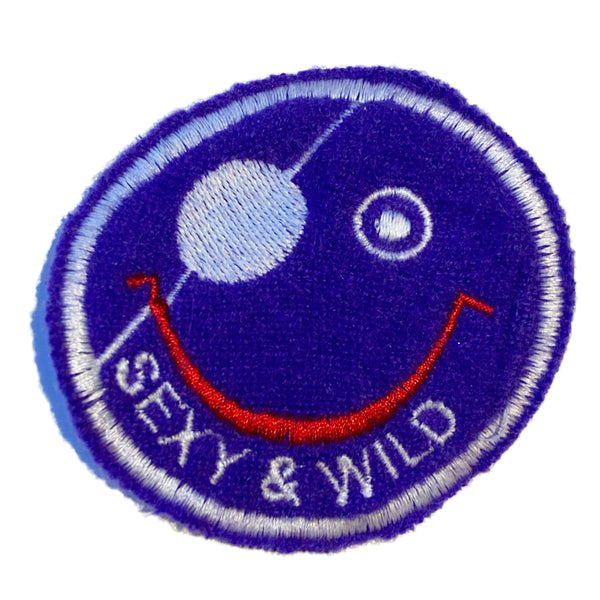 A Love Movement | Cashmere Sexy & Wild Smiley Patch
