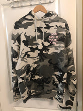 Load image into Gallery viewer, ASSC Camo Hoodie Sz XL