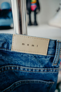 MNML Snap Denim Sz 30