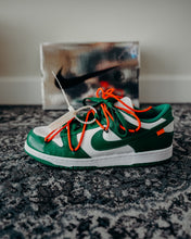 Load image into Gallery viewer, Nike Dunk Off-White Pine Green Sz 11.5