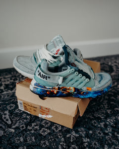 CUSTOM Nike Off-White Presto Sz 10