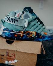 Load image into Gallery viewer, CUSTOM Nike Off-White Presto Sz 10