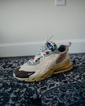 Load image into Gallery viewer, Nike 270 React Travis Scott Cactus Trails Sz 8 no box!